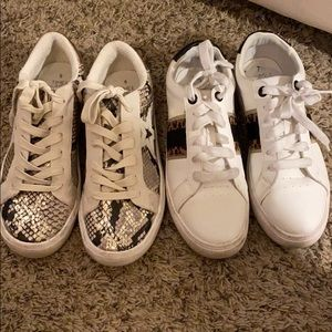 Time and Tru Sneakers 8 & 7 1/2